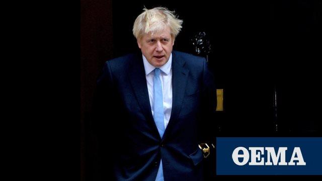 Τζόνσον σε ΕΕ: Σταματήστε τις απειλές σε βάρος της Βρετανίας