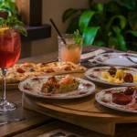 Τρία ιταλικά στο κέντρο για αυθεντική πίτσα, καρμπονάρα και τιραμισού