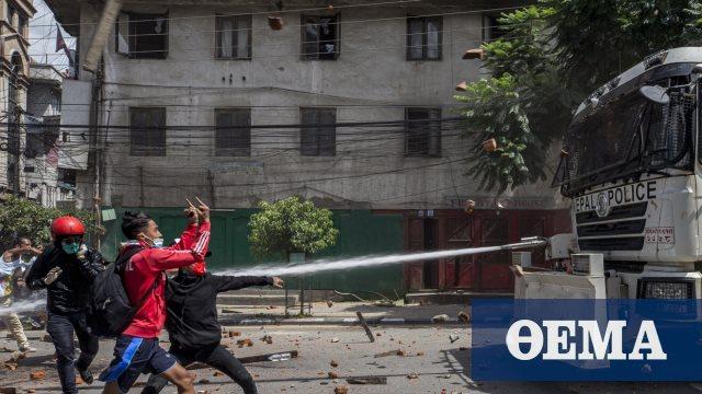 Χαμός στο Νεπάλ σε θρησκευτική γιορτή - Αψήφησαν τα μέτρα εν μέσω πανδημίας