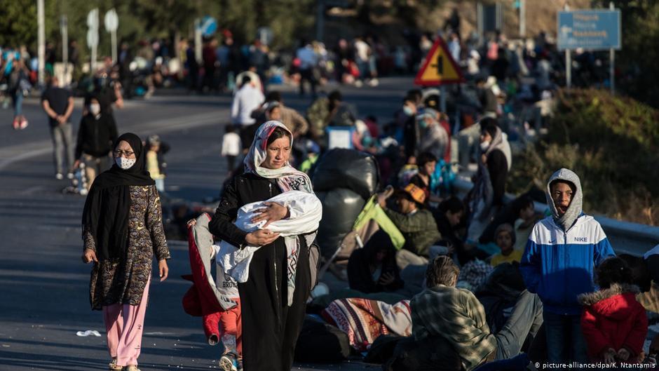 Λύνει το πρόβλημα η υποδοχή 1.553 προσφύγων στη Γερμανία; | DW | 16.09.2020