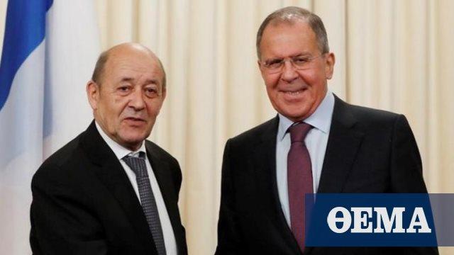 Yπόθεση Ναβάλνι: Το Παρίσι αναβάλλει συνομιλίες με τους Ρώσους υπουργούς Εξωτερικών και Άμυνας