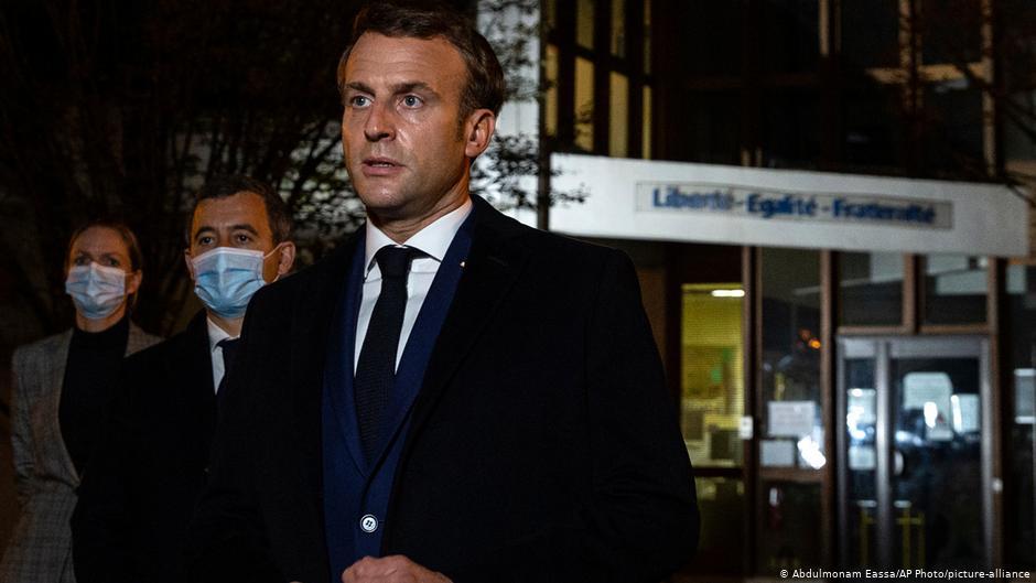 Γαλλία: Εκτεταμένες επιχειρήσεις κατά ισλαμιστών | DW | 20.10.2020
