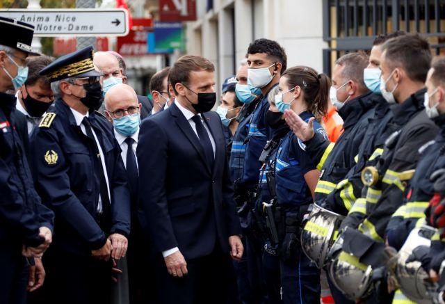Επίθεση στη Νίκαια – Μακρόν: «Ισλαμιστική τρομοκρατική ενέργεια»
