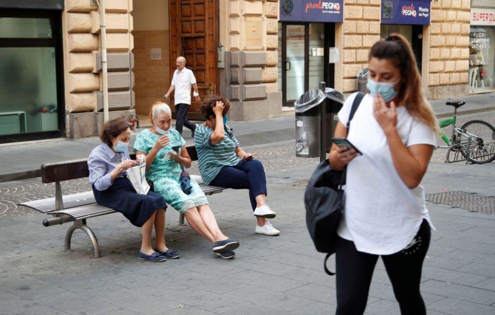 Ιταλία: 10.925 κρούσματα σε μια μέρα – «Αύξηση της τηλεργασίας» ζητά ο υπουργός υγείας - Ειδήσεις - νέα - Το Βήμα Online