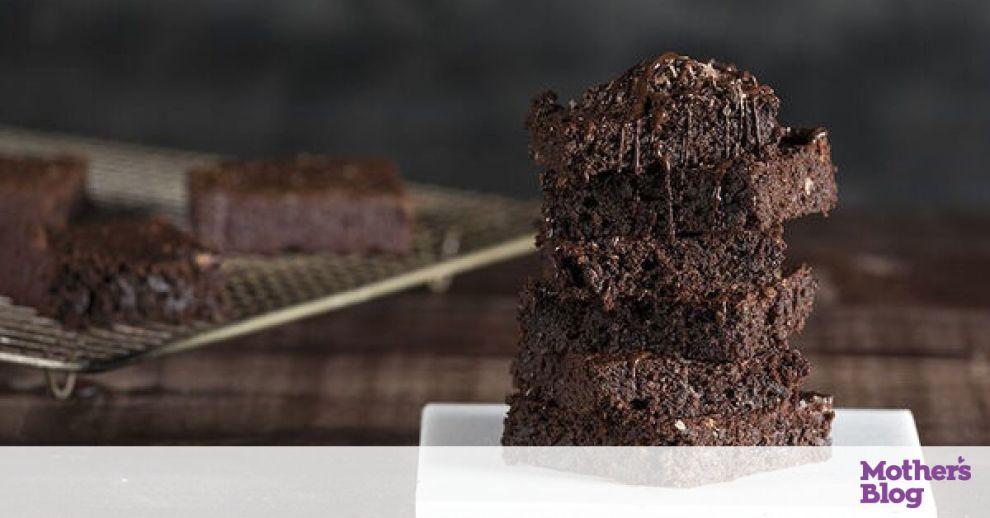 Νόστιμα και υγιεινά brownies με αβοκάντο χωρίς μίξερ