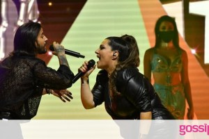 J2US: Ανατρεπτική η εμφάνιση Ζαρίφη και Ράμμος on stage!