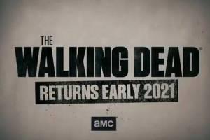 The Walking Dead: Αποκαλύφθηκε ο τίτλος του επεισοδίου που θα ξεκινήσει το 2021 και μια σημαντική σκηνή του
