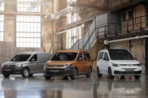 Εικόνες από το νέο Volkswagen Caddy