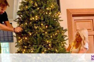 Ελένη Μενεγάκη: Έτσι σχολίασε ο γιος της το στολισμό του σπιτιού με τον Μάκη της!