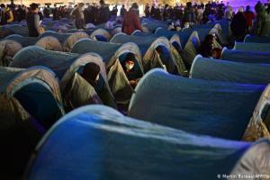 Επιχείρηση σκούπα κατά μεταναστών στο κέντρο του Παρισιού