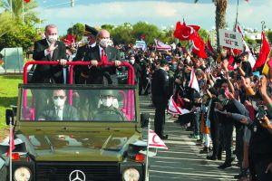 Η «εισβολή» Ερντογάν στην Αμμόχωστο   Ειδήσεις - νέα - Το Βήμα Online