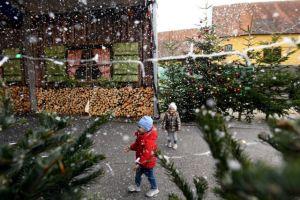Κορωνοϊός – Γερμανία : Αυστηροί περιορισμοί ενόψει Χριστουγέννων