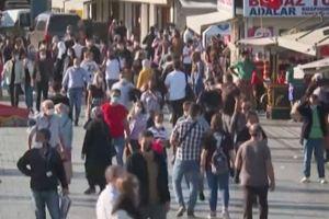 Κορωνοϊός - Τουρκία : Χωρίς μέτρα κατά της πανδημίας η Τουρκία – Αδιαφορούν οι πολίτες - Ειδήσεις - νέα - Το Βήμα Online