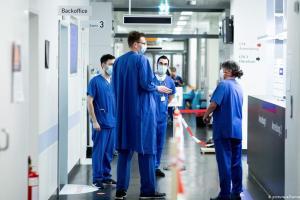 Μεγάλο ενδιαφέρον για νοσηλευτές από Ελλάδα | DW | 02.11.2020