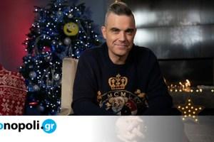 Ο Ρόμπι Γουίλιαμς κυκλοφόρησε νέο τραγούδι για τα Χριστούγεννα με... κορονοϊό