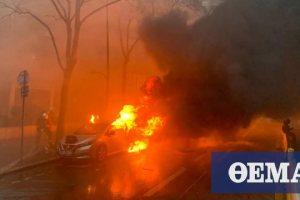 Αναταραχές στο Παρίσι: Δακρυγόνα στη διαδήλωση κατά της αστυνομικής βίας