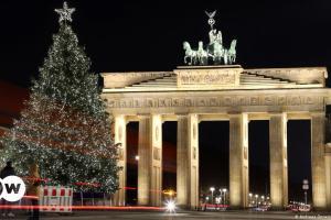Γερμανία: Προς γενικό λοκντάουν πριν τα Χριστούγεννα | DW | 11.12.2020