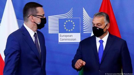 ΕΕ: Είναι δικαιολογημένο το βέτο Πολωνίας-Ουγγαρίας; | DW | 03.12.2020
