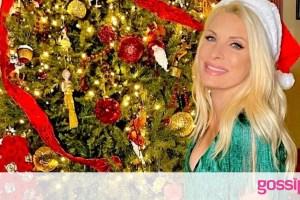 Ελένη Μενεγάκη: Δίνει συμβουλές μακιγιάζ για το χριστουγεννιάτικο ρεβεγιόν!