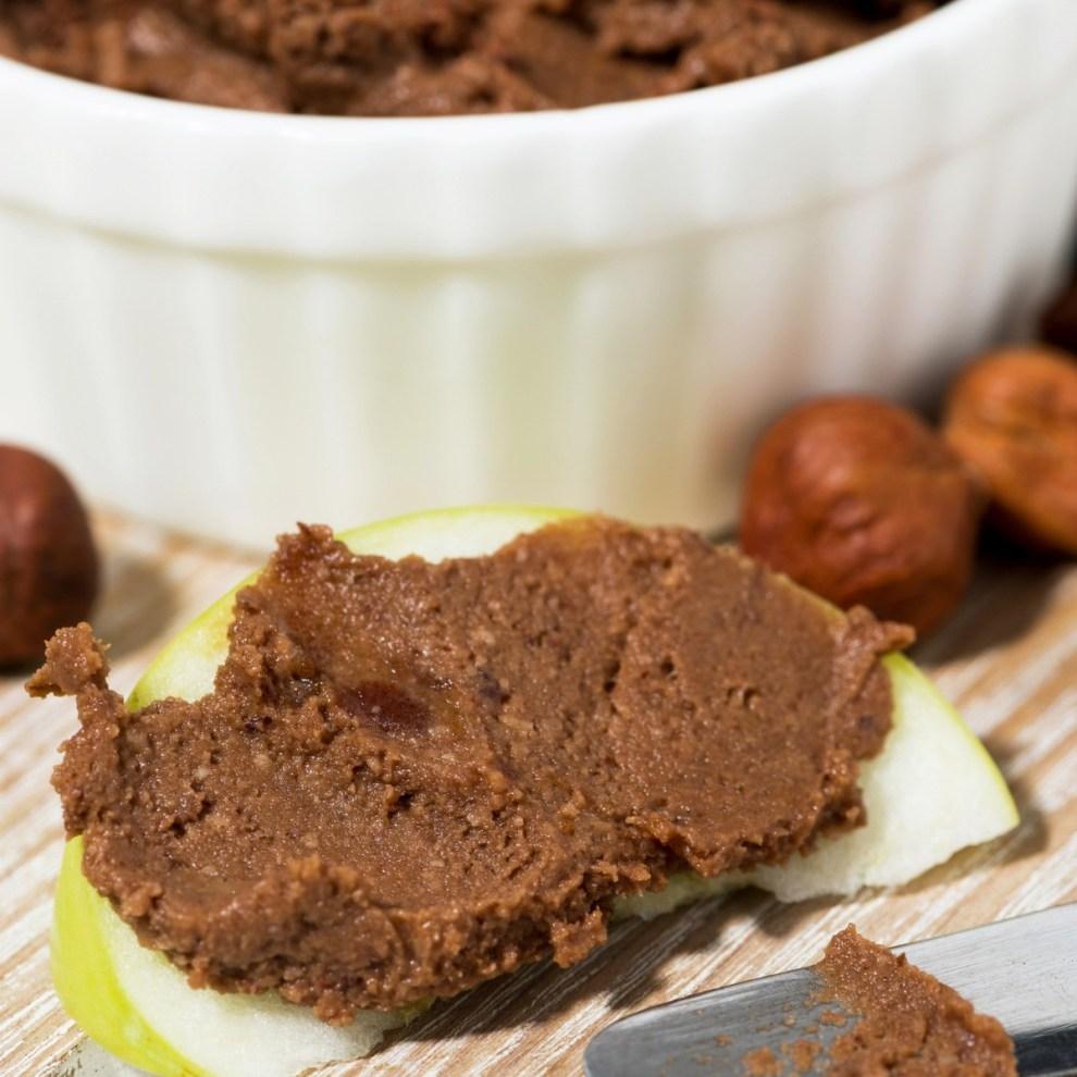 Σπιτική vegan nutella: Η υγιεινή συνταγή για πραλίνα φουντουκιού με ελάχιστη ζάχαρη - Shape.gr