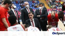 ΤΣΣΚΑ Μόσχας-Ολυμπιακός: Χαμός με Μπαρτζώκα, «άντε γαμ...ου» στους διαιτητές και αποβολή (video)