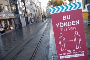 Τουρκία : 196 θάνατοι σε 24 ώρες από κορωνοϊό