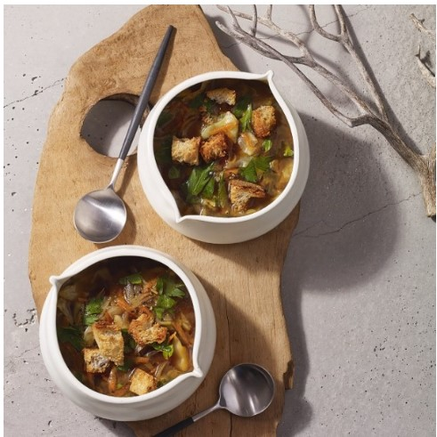 Χειμερινές σούπες: 10 αγαπημένες μας συνταγές για σούπα λαχανικών ή με κρέας, βελουτέ ή όχι, από σεφ, διαιτολόγους και bloggers - Shape.gr