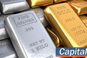 Εβδομαδιαία κέρδη 2,5% για τον χρυσό