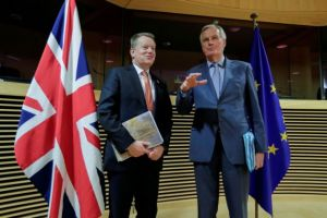 Brexit : Νέο «ναυάγιο» στις συνομιλίες