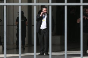Greece Wants Him in Prison. Instead, He's in the E.U. Parliament.
