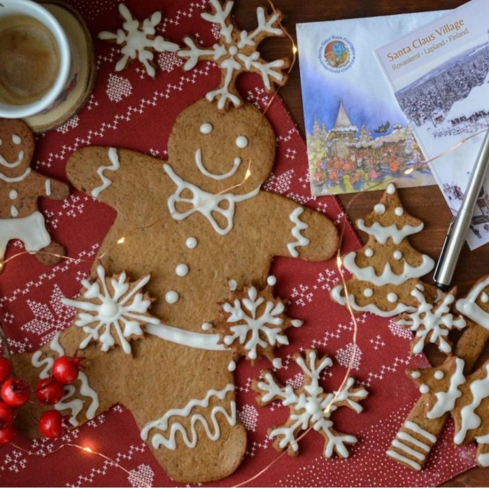 Vegan gingerbread cookies με μόνο 67 θερμίδες το ένα από τον Μάνο Δημητρούλη - Shape.gr