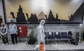 Αίγυπτος: Ξεπέρασαν τις 150.000 τα κρούσματα κορονοϊού