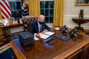 ΗΠΑ: Με το... καλημέρα διατάγματα για κλίμα, μετανάστες | Ειδήσεις - νέα - Το Βήμα Online