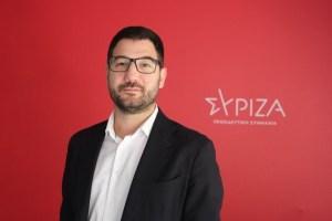 Ηλιόπουλος: Όμηρος του Σαμαρά ο κ. Μητσοτάκης