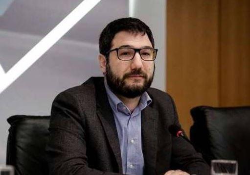 Ηλιόπουλος: Η κυβέρνηση θέλει να φιμώσει κάθε αντίδραση της κοινωνίας