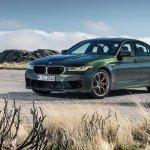 Η νέα BMW M5 CS