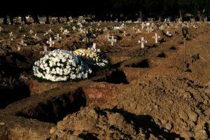 Κορωνοϊός: Eνας νεκρός κάθε έξι λεπτά στο Σάο Πάολο | Ειδήσεις - νέα - Το Βήμα Online
