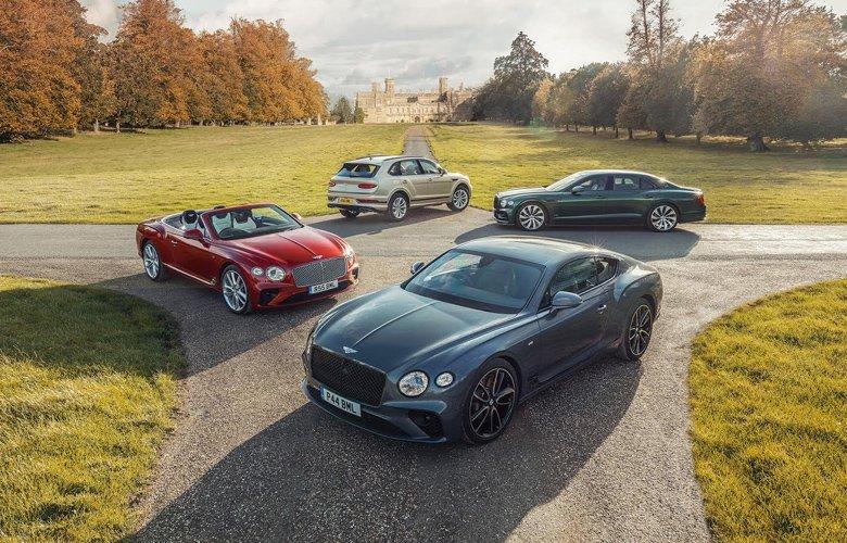 Ρεκόρ πωλήσεων της Bentley εν μέσω πανδημίας