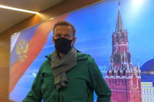 Ρωσία: Συνελήφθη ο Αλεξέι Ναβάλνι | Ειδήσεις - νέα - Το Βήμα Online