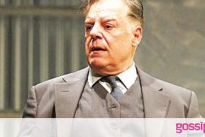 Σοβαρό τροχαίο για τον Χάρη Σώζο: Τι λέει ο γιος του ηθοποιού