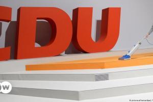 Στα άδυτα του ψηφιακού συνεδρίου του CDU | DW | 16.01.2021