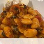 Συνταγή για τα πιο Rustic όσπρια, τους Γίγαντες (Γράφει η Majenco στο Queen.gr)