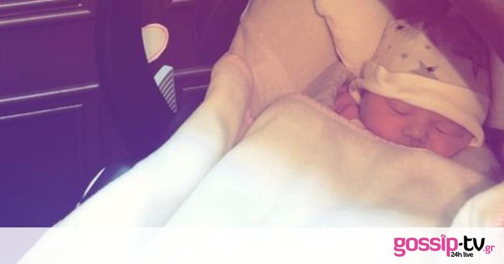 Γνωστή ηθοποιός γέννησε - Η πρώτη φωτογραφία με το νεογέννητο στο σπίτι
