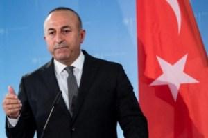 Τσαβούσογλου: Περιοριστικά μέτρα κατά της Τουρκίας θα καταστρέψουν τα πάντα