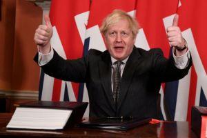 Brexit : Η χώρα θα παραμείνει ανοιχτή και εξωστρεφής διαβεβαιώνει ο Τζόνσον
