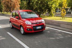 Fiat Panda CNG χωρίς τέλη κυκλοφορίας
