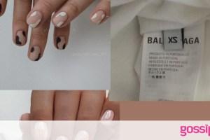 Hτάση που λατρεύουμε στα νύχια είναι τα #XSNails