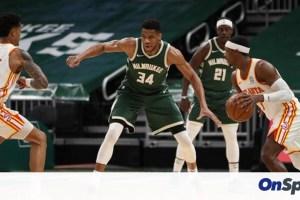 NBA: Τρομερός Αντετοκούνμπο, ξέσπασαν οι Μπακς (video)