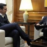 Tweet του πρωθυπουργού για τον γιο του Αλ. Τσίπρα