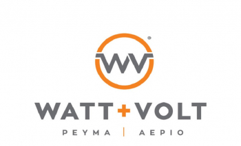 WATT+VOLT: Η ενέργειά της εξαπλώνεται με ταχείς ρυθμούς σε όλη την Ελλάδα!